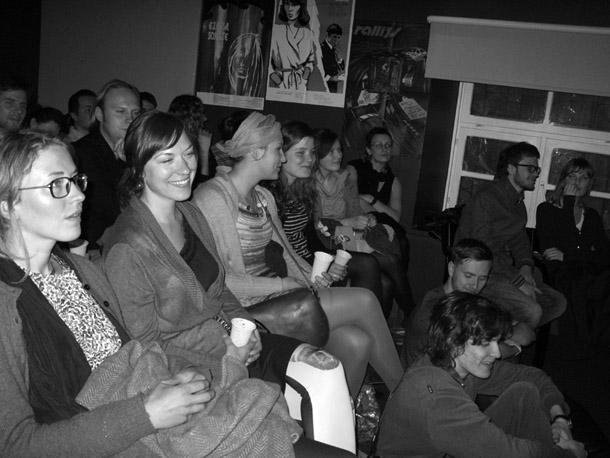FK lasītāju kluba apmeklētāji šī gada aprīlī