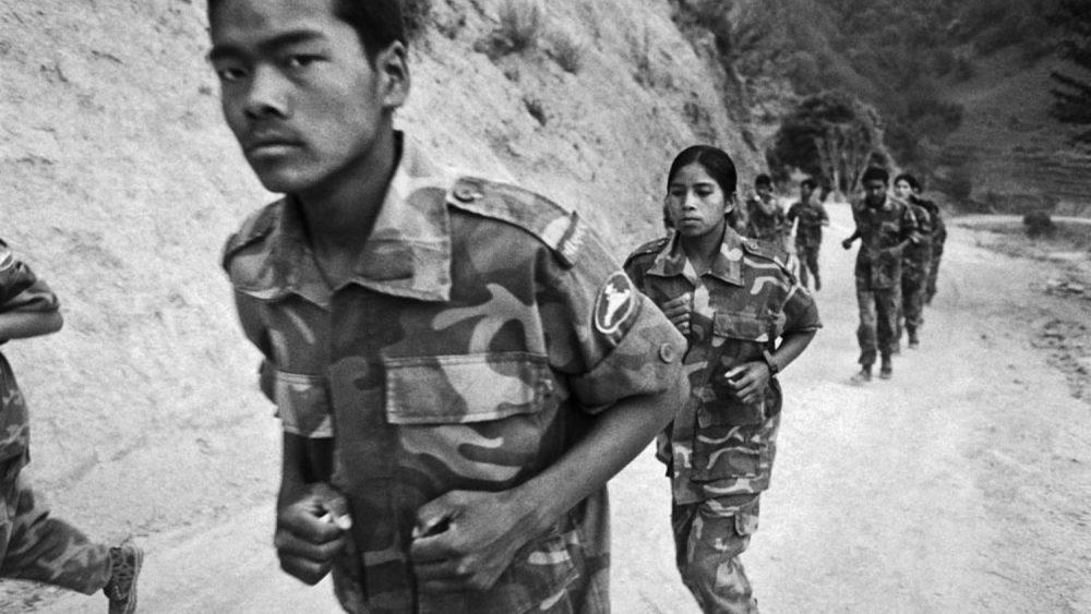 """Olofs Jārlbro. No sērijas """"Nepal & Mao"""""""