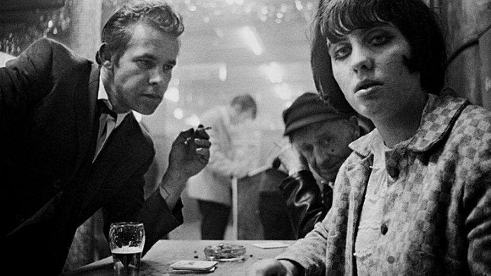 """Anderss Petersens. No sērijas """"Cafe Lehmitz"""", 1969-70"""