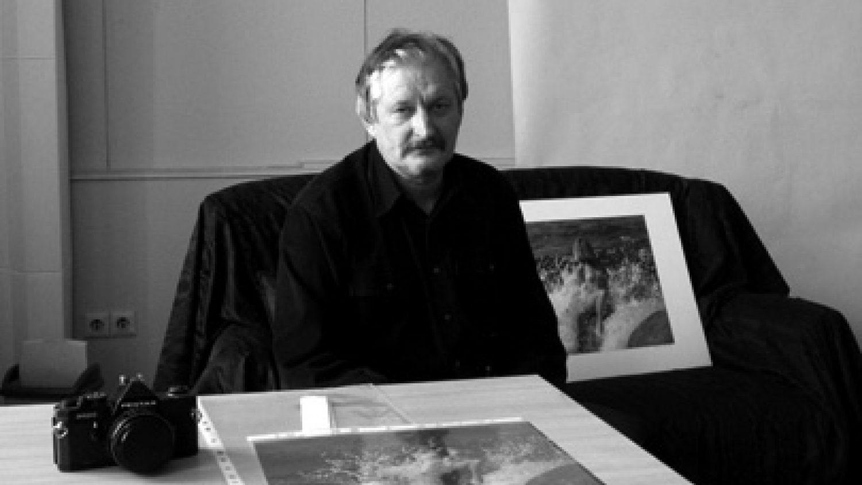 Jānis Knāķis. Foto - Arnis Balčus