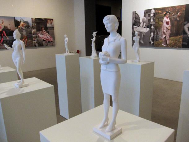 Olgas Šilovas izstāde galerijā XO