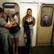 """Rafals Milahs. Ļena metro. No sērijas """"7 istabas""""."""