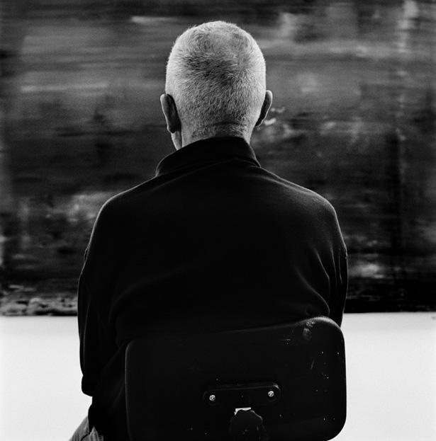 Antons Korbins. Gerhards Rihters, 2010