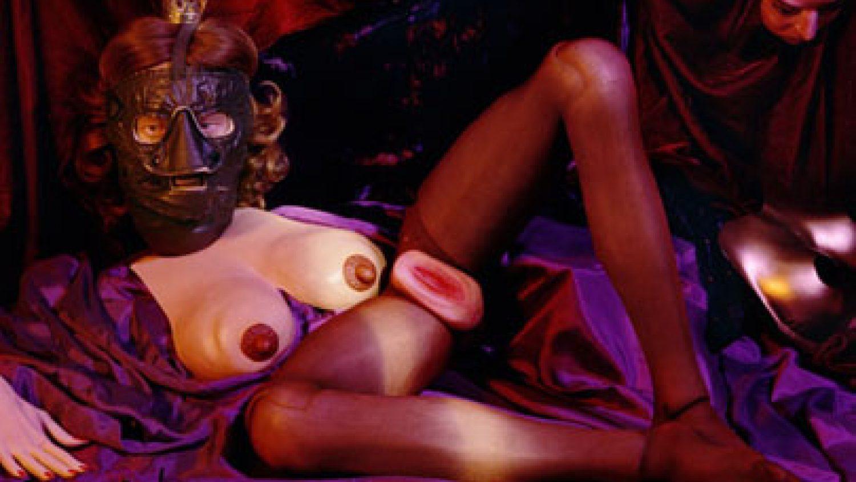 Sindija Šērmane. Bez nosaukuma #264. 1992