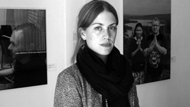 Elīna Berge. Foto - Arnis Balčus