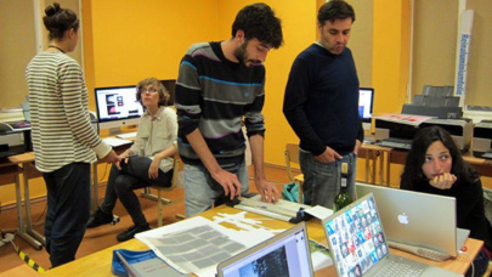 ISSP studenti Pelčos 2011. gadā. Foto - Arnis Balčus