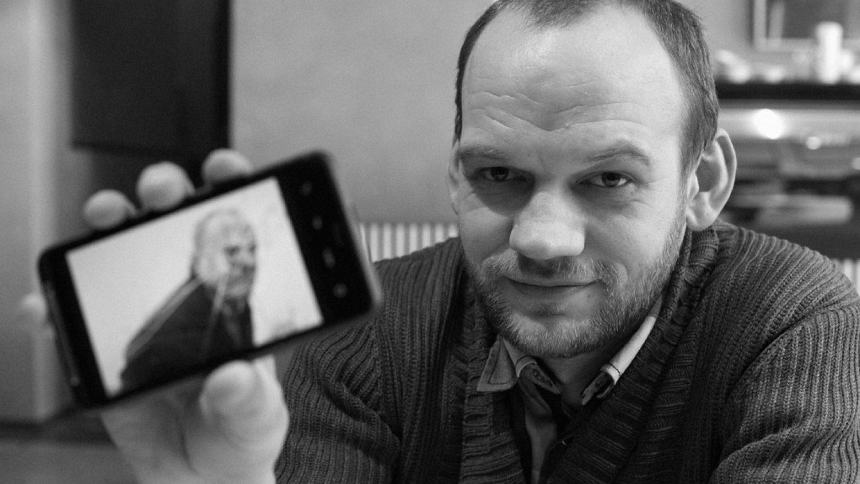 Jānis Saliņš. Foto - Elīna Ruka