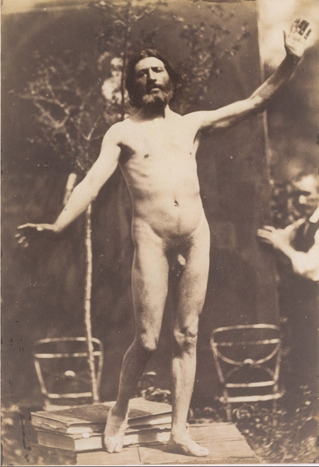 Šarls Alfonss Marlē. Bez nosaukuma. Ap 1855. Kopija no papīra negatīva. Inv. nr. 1991.1075. Reprodukcija: Metropolitēna mākslas muzejs