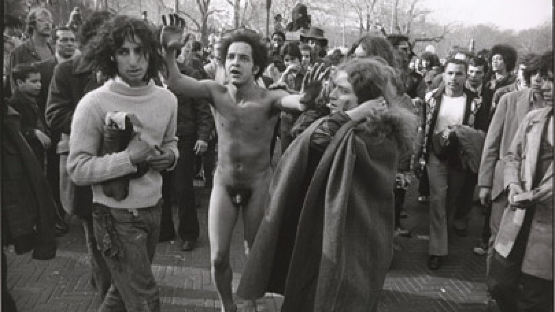 Gerijs Vinogrands. Lieldienu svētdiena, Centrālparks, Ņujorka. 1971