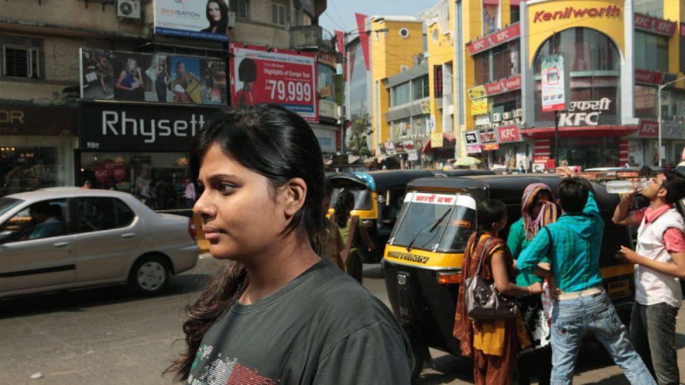 """Ričards Roulands. No sērijas """"Mumbai - a modern life"""""""