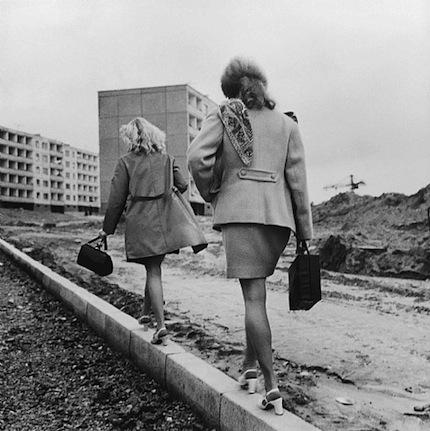 Antans Sutkus, Viļņa. 1976