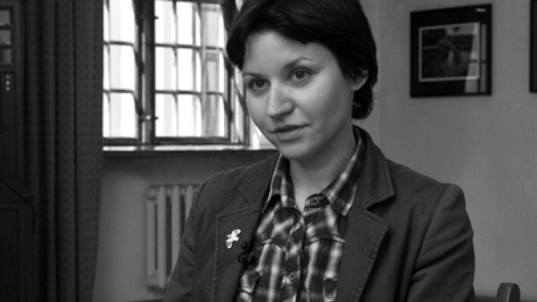 Aleksandra Demenkova. Foto - Astrīda Meirāne
