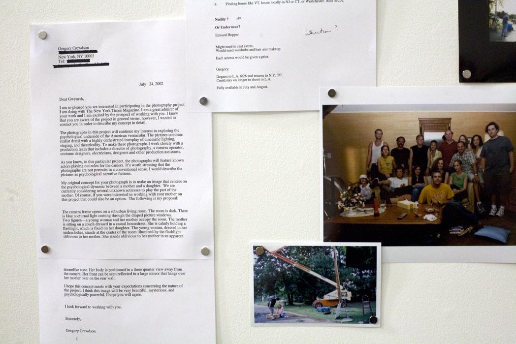 """Skats no """"The New York Times Magazine Photographs"""" izstādes Arlā"""