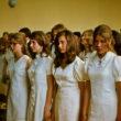 11.klases izlaidums Rīgas 50.vidusskolā, 1972.gads