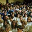 11.klases izlaidums Rīgas 50.vidusskolā, 1972.gads. T.Sulmaņa ģimenes arhīvs
