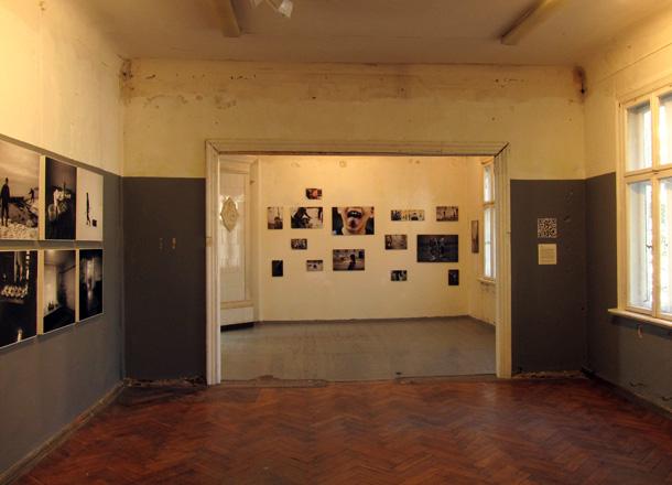 Skats no ISSP skolas izstādes Kaņepes kultūras centrā