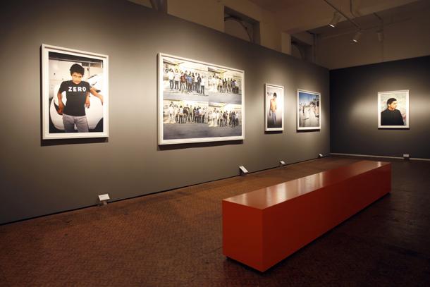 Skats Lerija Klārka darbu izstādē C/O Berlin. © C/O Berlin