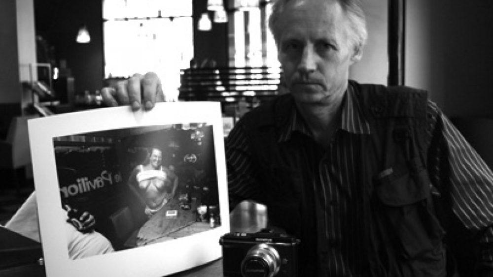 Gvido Kajons. Foto - Sintija Mikanovska