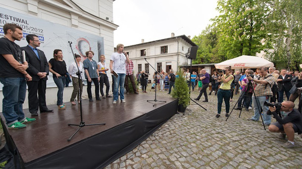 The opening of this year's photo festival in Lodz