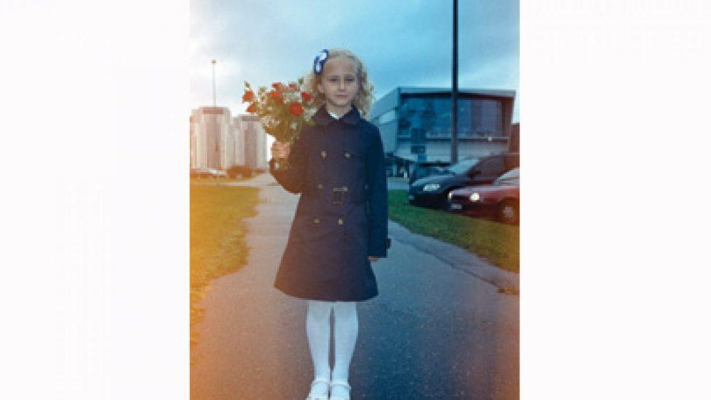 """Ieva Epnere. No sērijas """"1.septembris"""", 2012"""