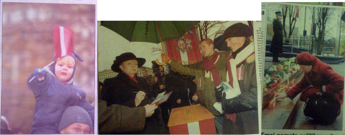Latvijas Avīze (2002., 2003., 2004. gads)