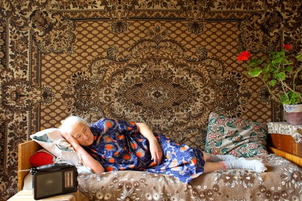 """Aija Bley. No sērijas """"Vēlāk"""", 2012"""