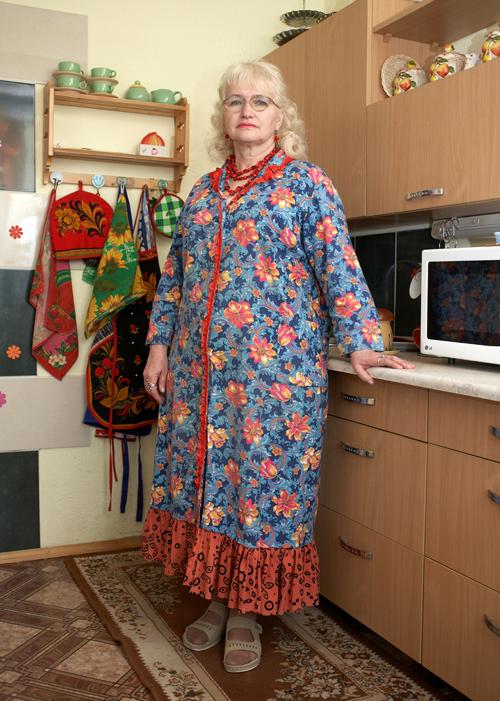 Vitali Brusinski. Zoya Sergeyevna, a cook