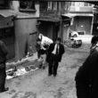 Kucupacara ir viena no vietām, kas Stambulā piedzīvo straujas pārmaiņas. Vecās ēkas tiks nojauktas, lai vietu dotu luksusa tipa apartamentu būvei. Foto - Kursats Beihans