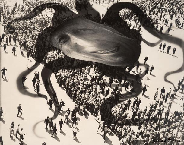 Barbara Morgana. Hērsts pāri visiem. 1939