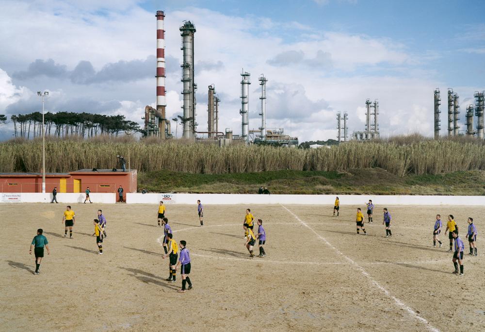 Hanss van der Mērs. Perafita, Portugāle, 2004