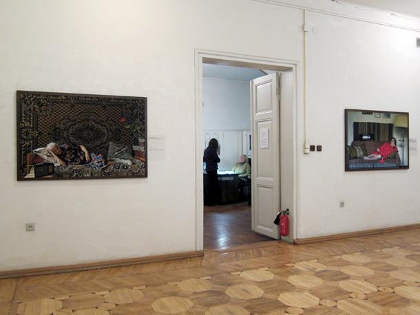 Aijas Bley izstāde Fotomuzejā