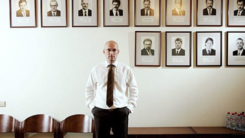 Lauris Vīksna. Ekonomikas ministrs, 2012