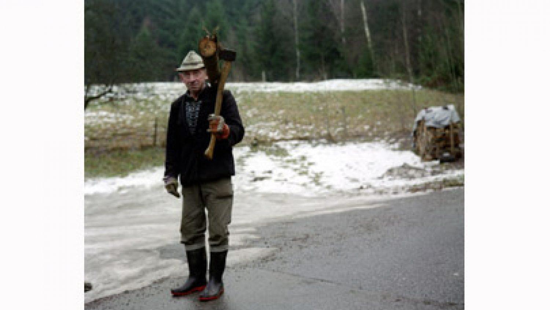 Evī Lembergera. Alfons Frišs, Lisena, 2008