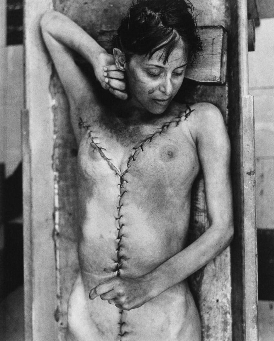Džefrijs Silvertorns. Sieviete, kas mirusi miegā. 1972