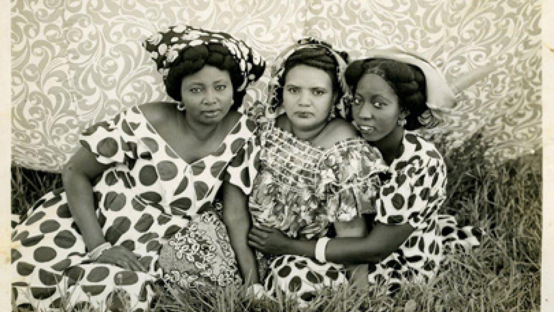 Seidū Keita. Trīs sievietes no Mali, 1957-1960