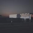 """Kristofers Aksens. Tas nāks no ēnām no sērijas """"Notikumi dabā"""", 2012"""