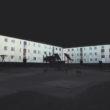 """Kristofers Aksens. Mēs slampājam uz priekšu no sērijas """"Notikumi dabā"""", 2012"""