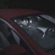"""Kristofers Aksens. Izbrauciens ārpus pilsētas no sērijas """"Pelēkā istaba"""", 2011"""