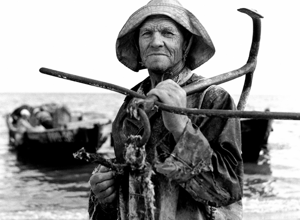 Valdis Brauns. Apšuciema zvejnieks, 1973