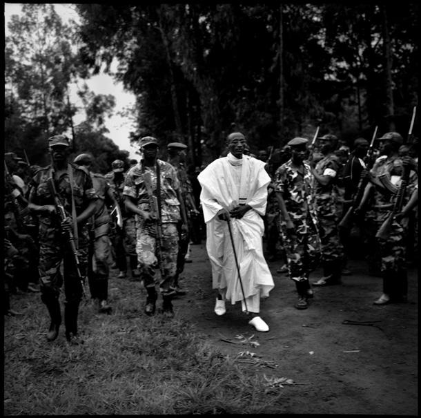 Benedikte Kurzena. Ģenerālis Nkunda, Kongo, 2008