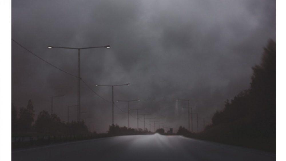 """Kristofers Aksens. Trešā diena no sērijas """"Notikumi dabā"""", 2012"""