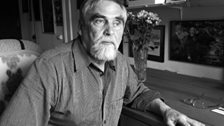Valdis Brauns. Foto - Arnis Balčus