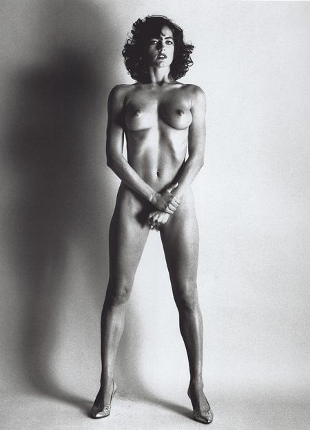 Helmuts Ņūtons. Henrieta, Big Nude III, 1980