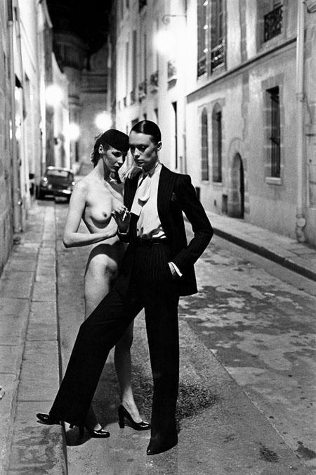 Helmuts Ņūtons. Parīze, 1975