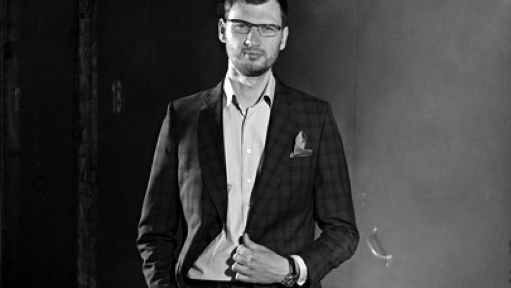 Juris Šleiers. Foto - no personīgā arhīva