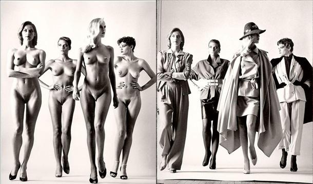 Helmuts Ņūtons. Viņas nāk, 1981
