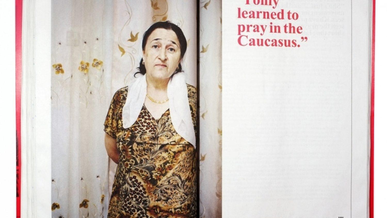 No grāmatas - Khavas Gaisanovas noslēpumainā vēsture un Ziemeļkaukāzs