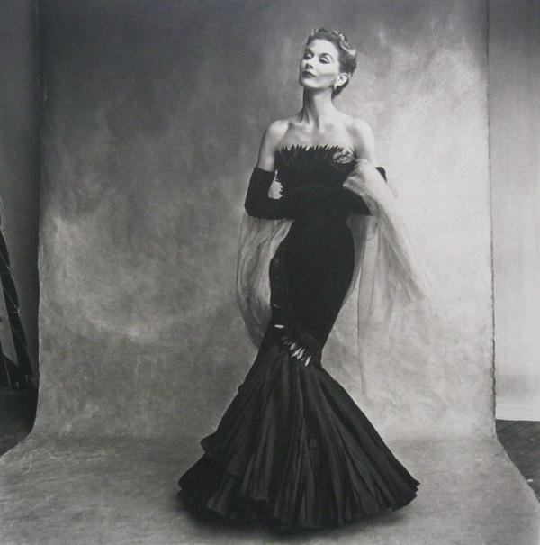 Liza Fonsagrīva, 1949. Foto - Ērvings Penns
