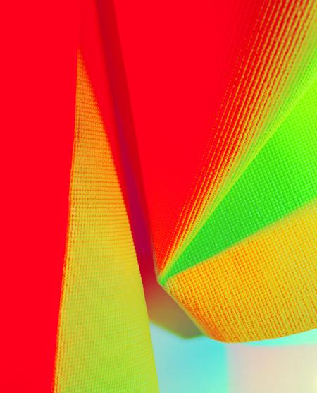 Eilīna Kinlena. Sofija. 2012. Analogā krāsu kopija, 152,4x127 cm