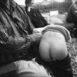 Linda Dorigo. Irāka, Bagdāde, Novembris 2012. Musulmaņu fundamentālistu vardarbības upuris. Spēlējoties pagalmā, bērnu ķēra lode. Ģimene ir vienīgie kristieši šai apkaimē.